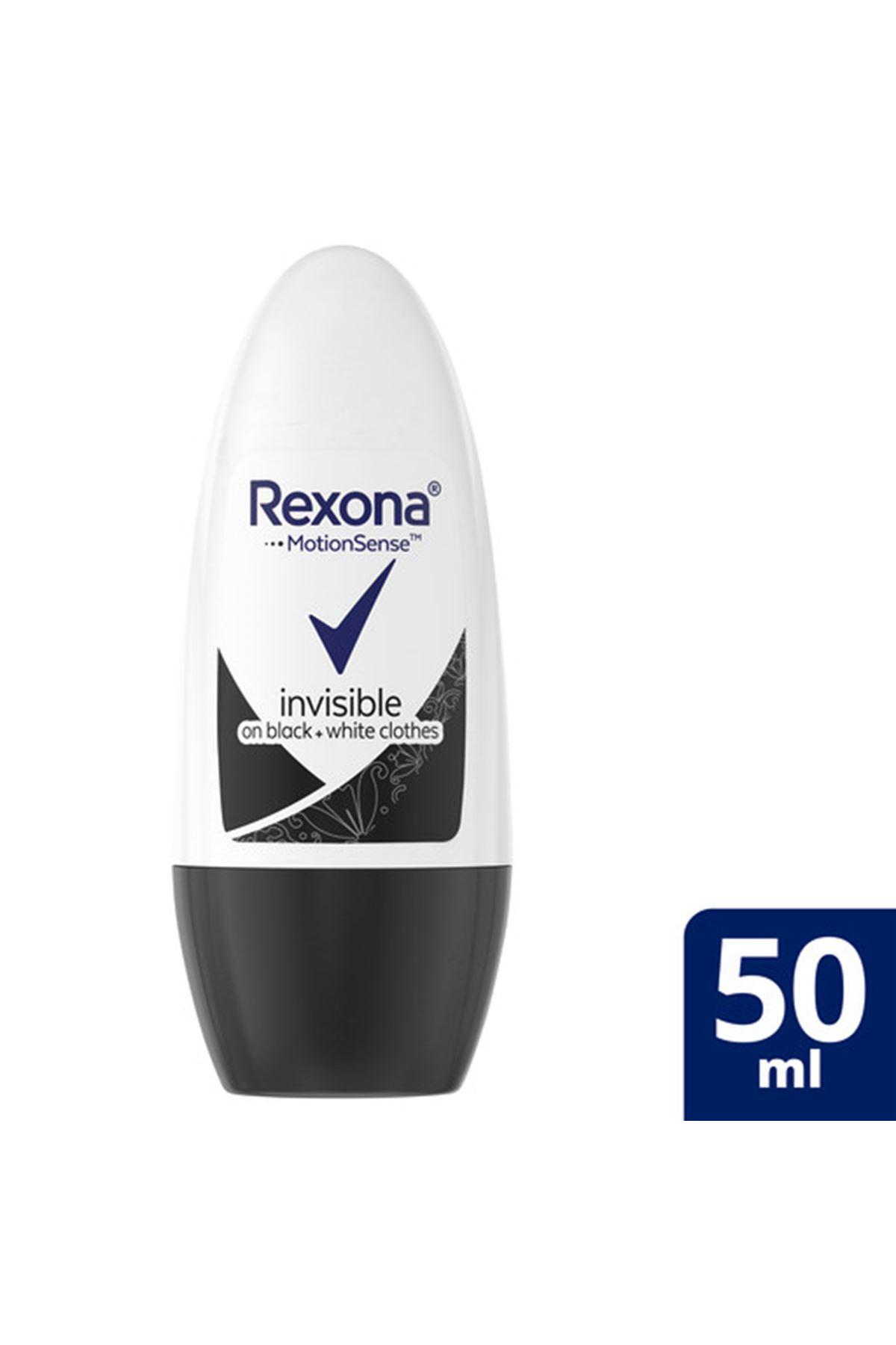 Rexona Kadın Deodorant Roll On Invisible Diamond 50 ml