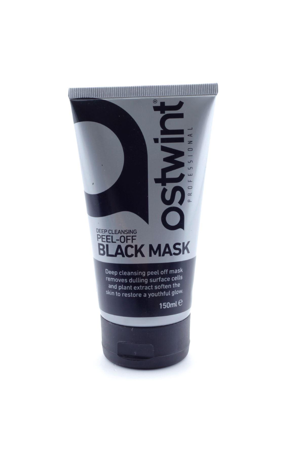 Ostwint SOYULABİLİR SİYAH MASKE 150ML PEEL OF BLACK MASK