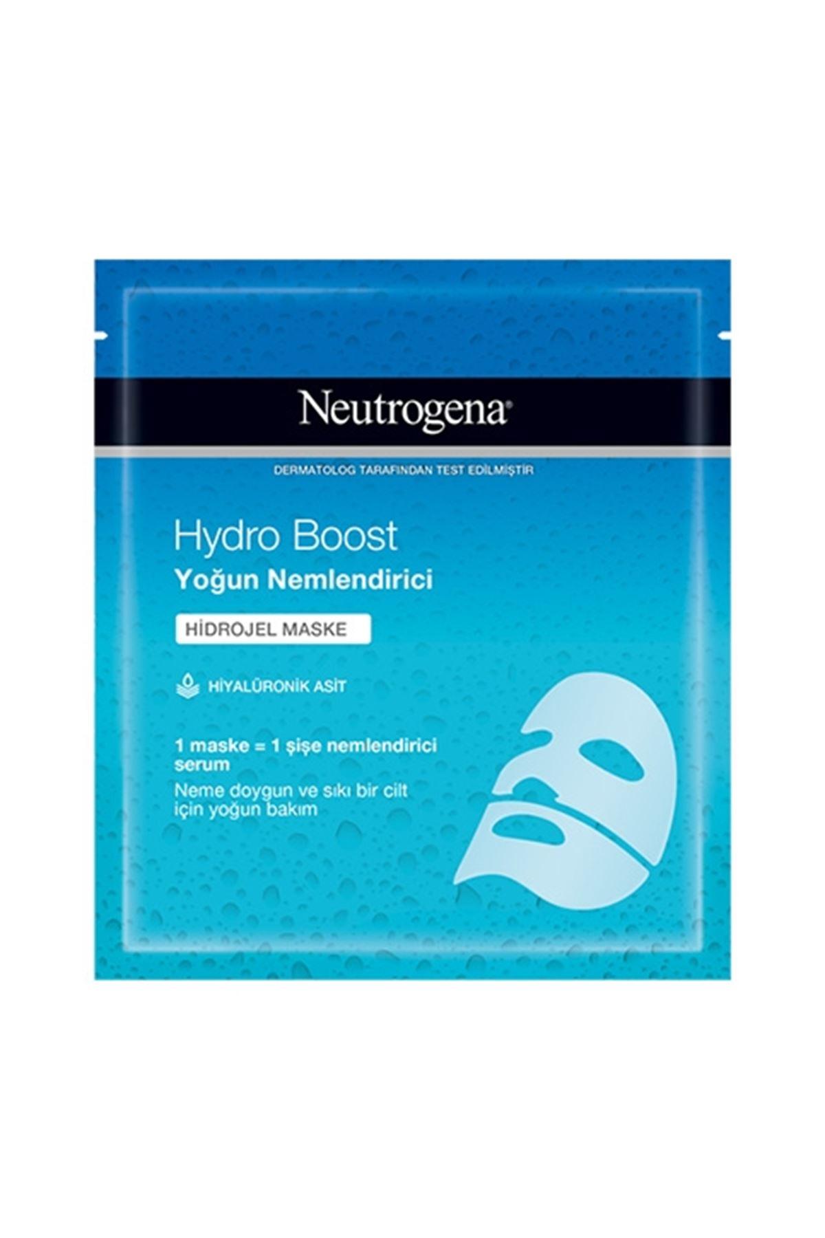 Neutrogena Hydro Boost Yoğun Nemlendirici Hidrojel Maske 30 ML