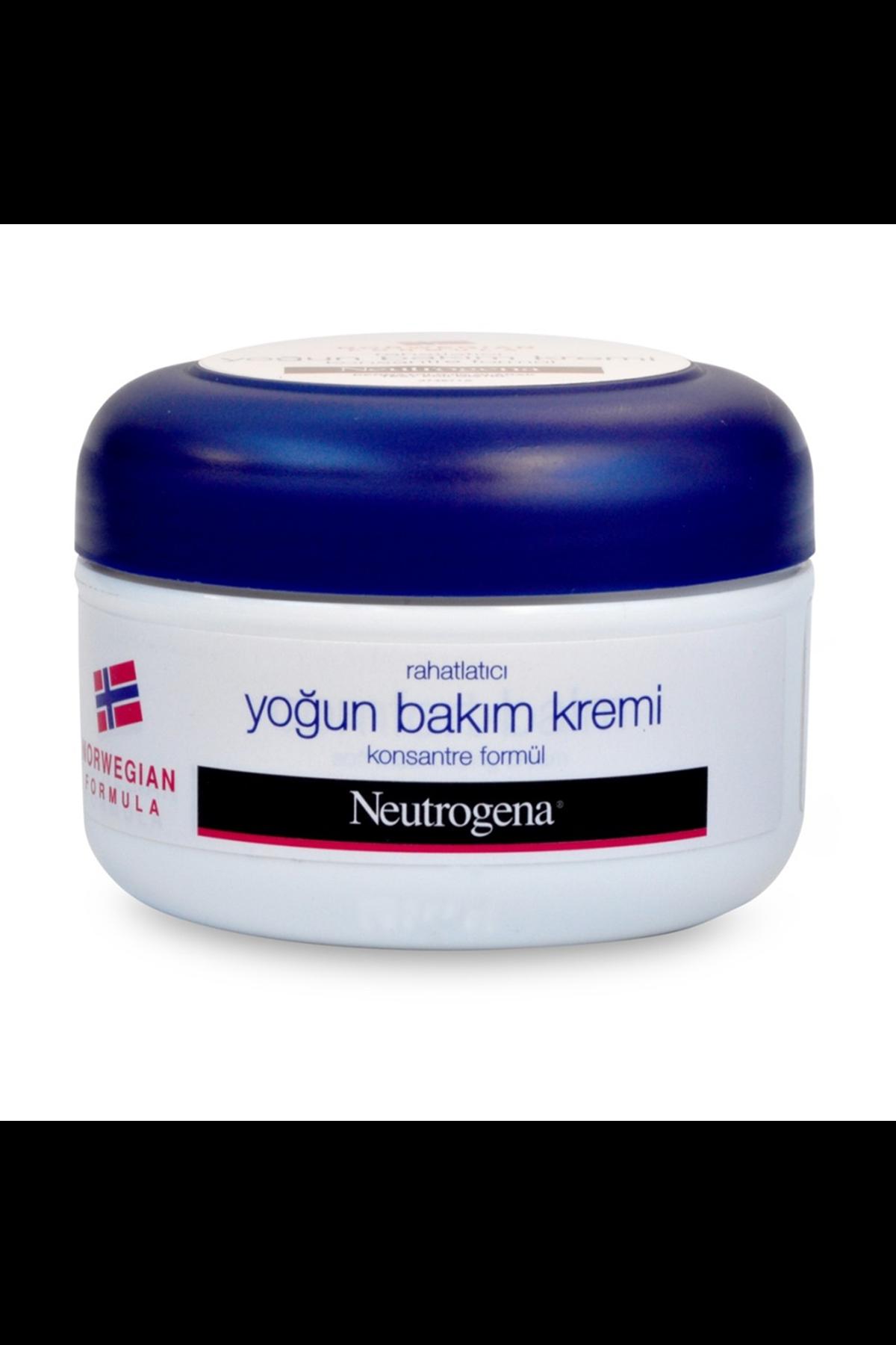 Neutrogena Yoğun Bakım Kremi 200 ml