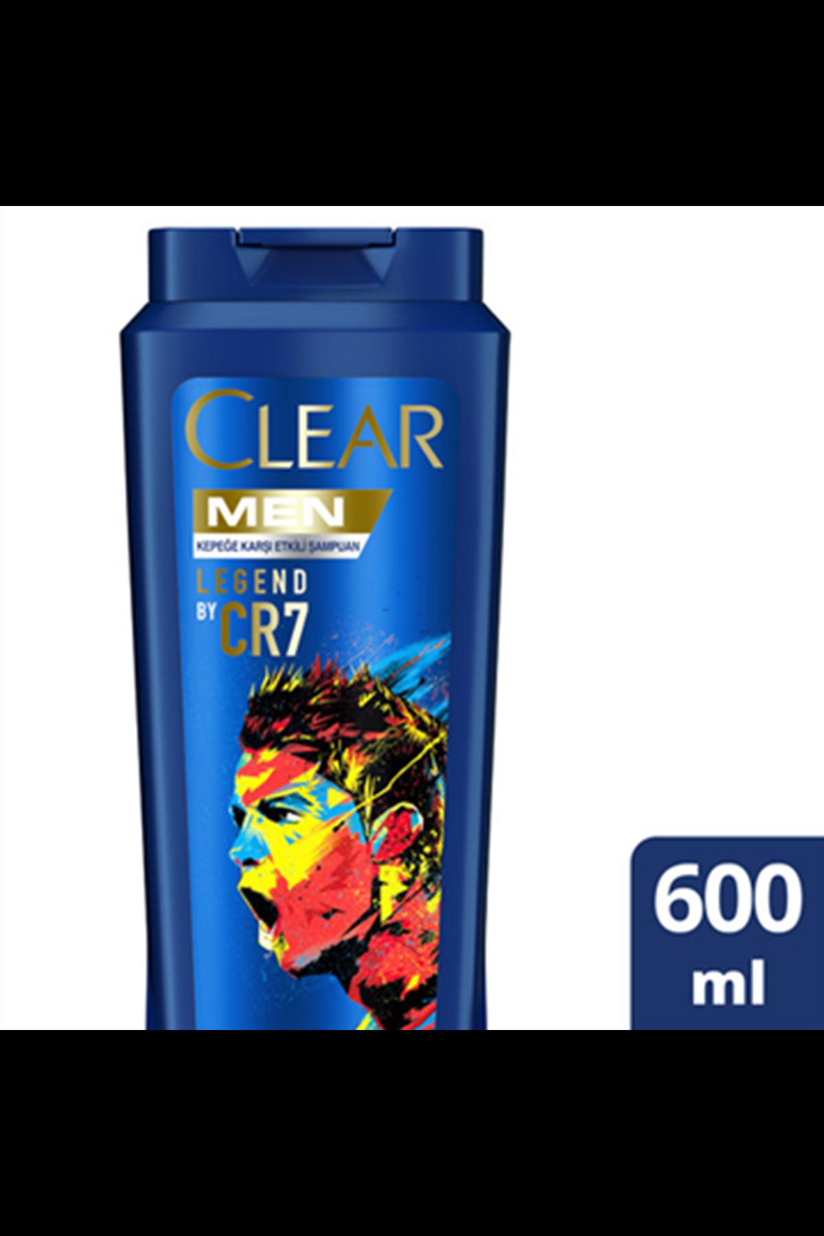 Clear Men Sampuan 600 ML Ronaldo Special Edition