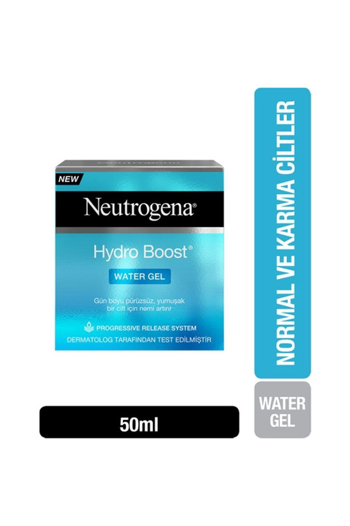 Neutrogena Hydro Boost Water Gel Nemlendirici Normal Ciltler için 50 ml