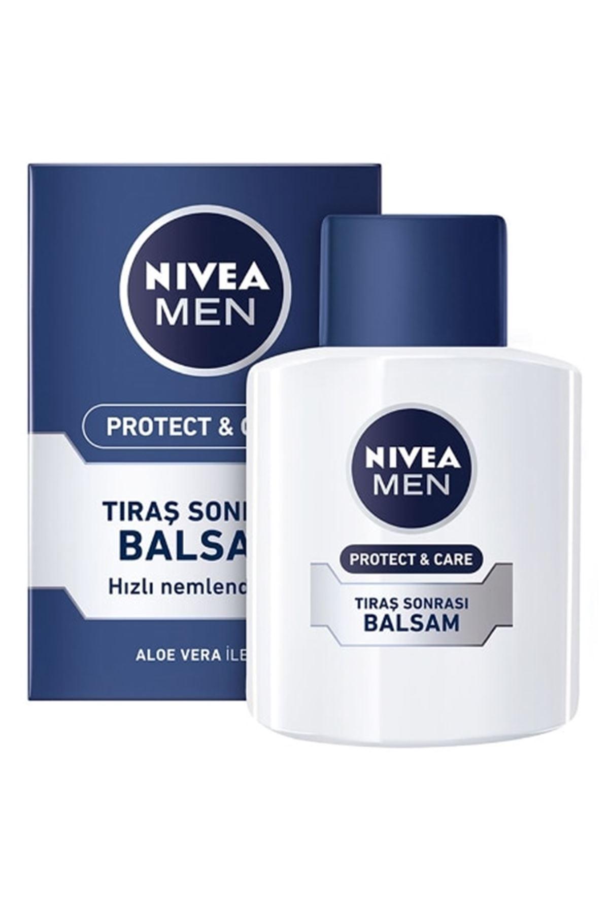 Nivea Men Protect & Care Nemlendirici Tıraş Sonrası Balsam 100 ml