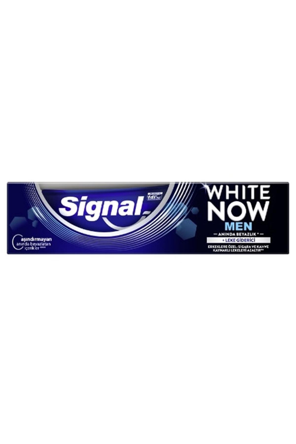 Signal White Now Men 75 ML