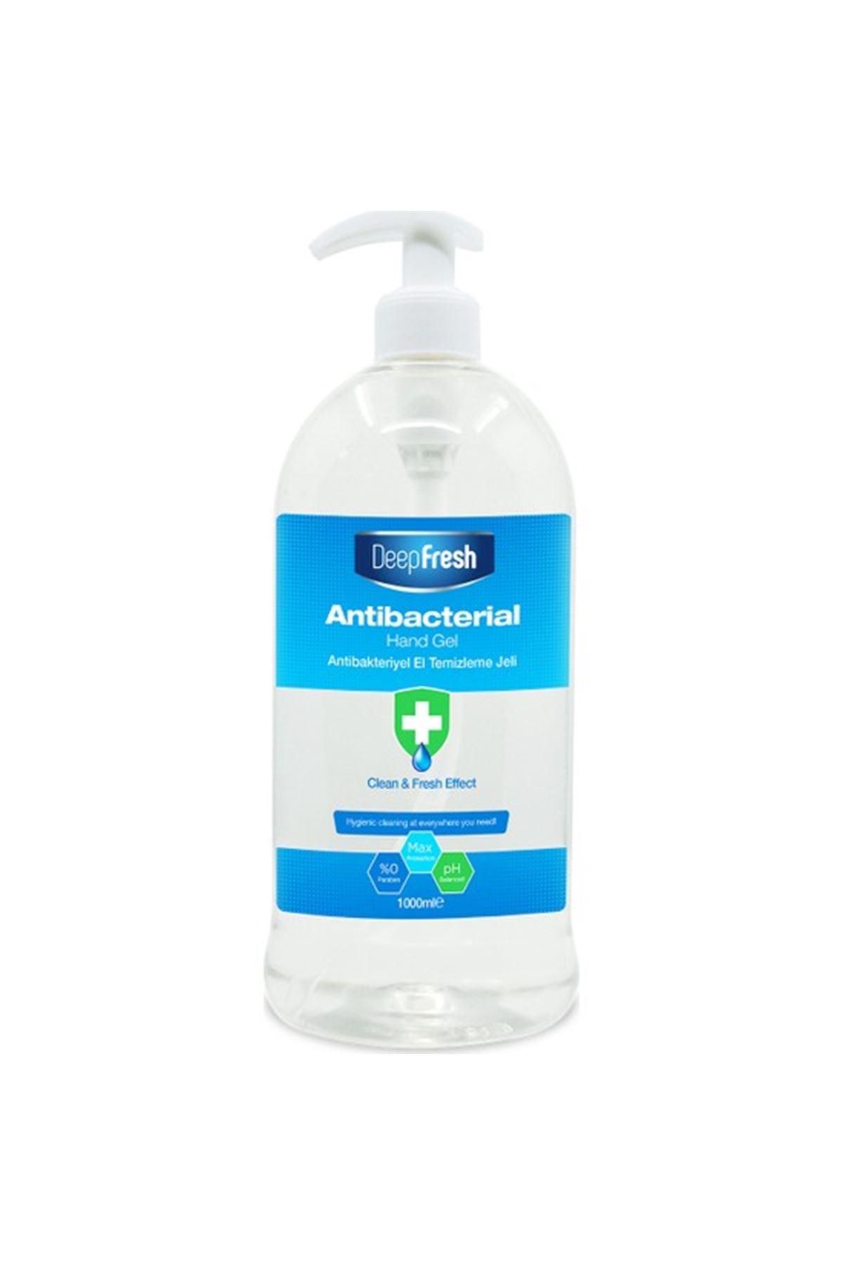 Deep Fresh Antibakteriyel El Temizleme Jeli 1000 ml