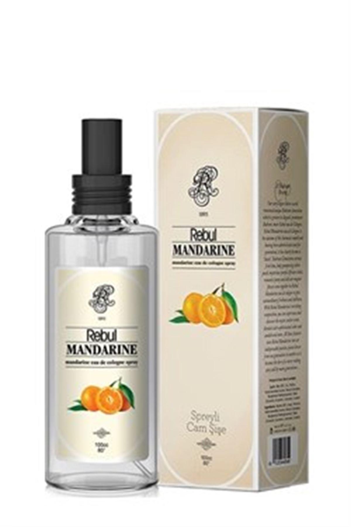 Rebul Mandarine 100 ML Sprey Cam Şişe