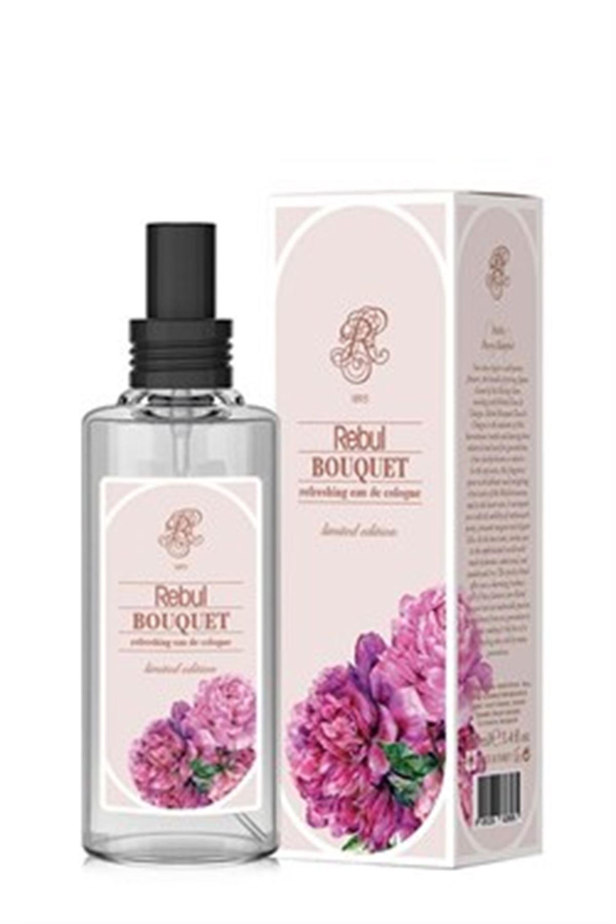 Rebul Bouquet 100 ML Sprey Cam Şişe