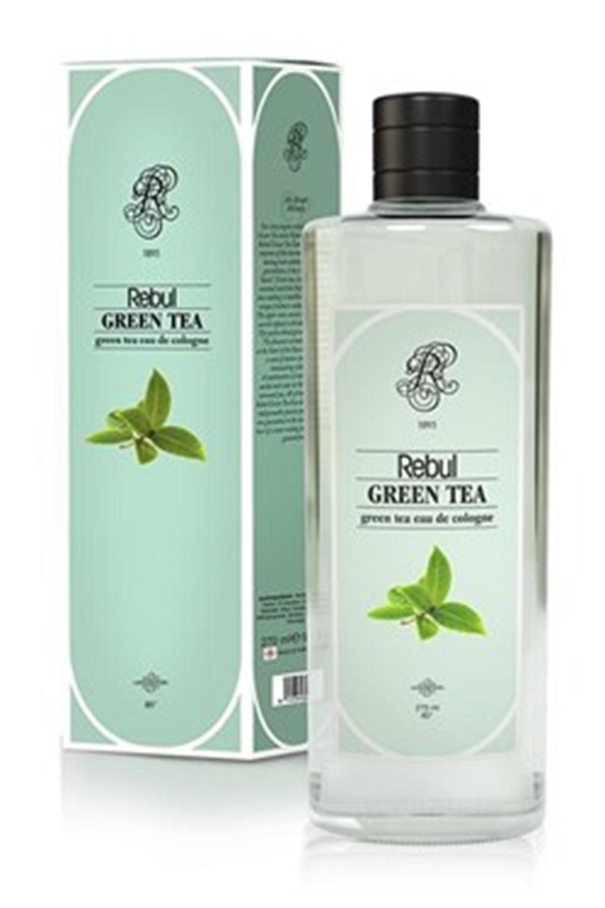 Rebul Green Tea 270 ML Cam Şişe