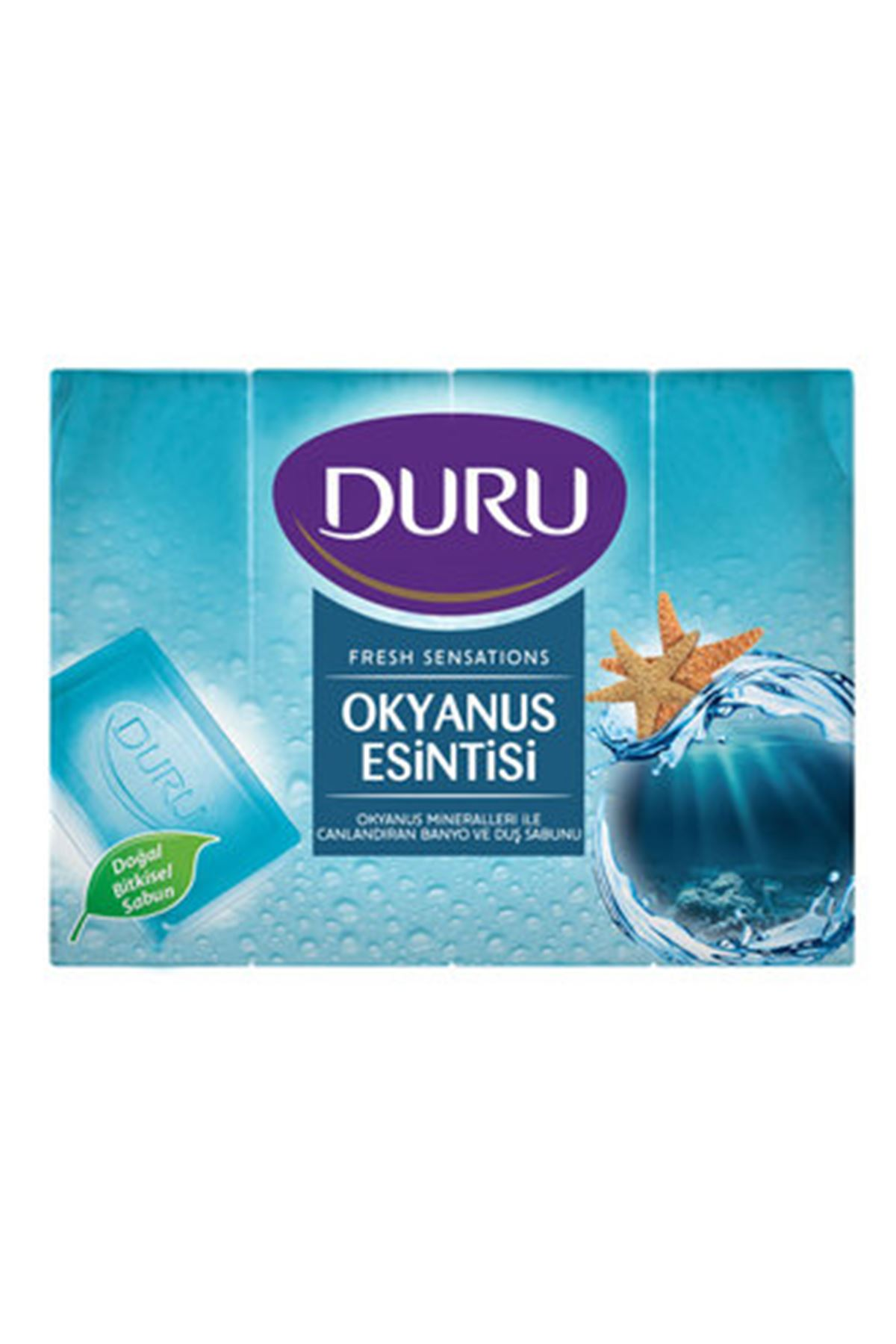 Duru Fresh Duş Sabunu Okyanus Esintisi 600 Gr