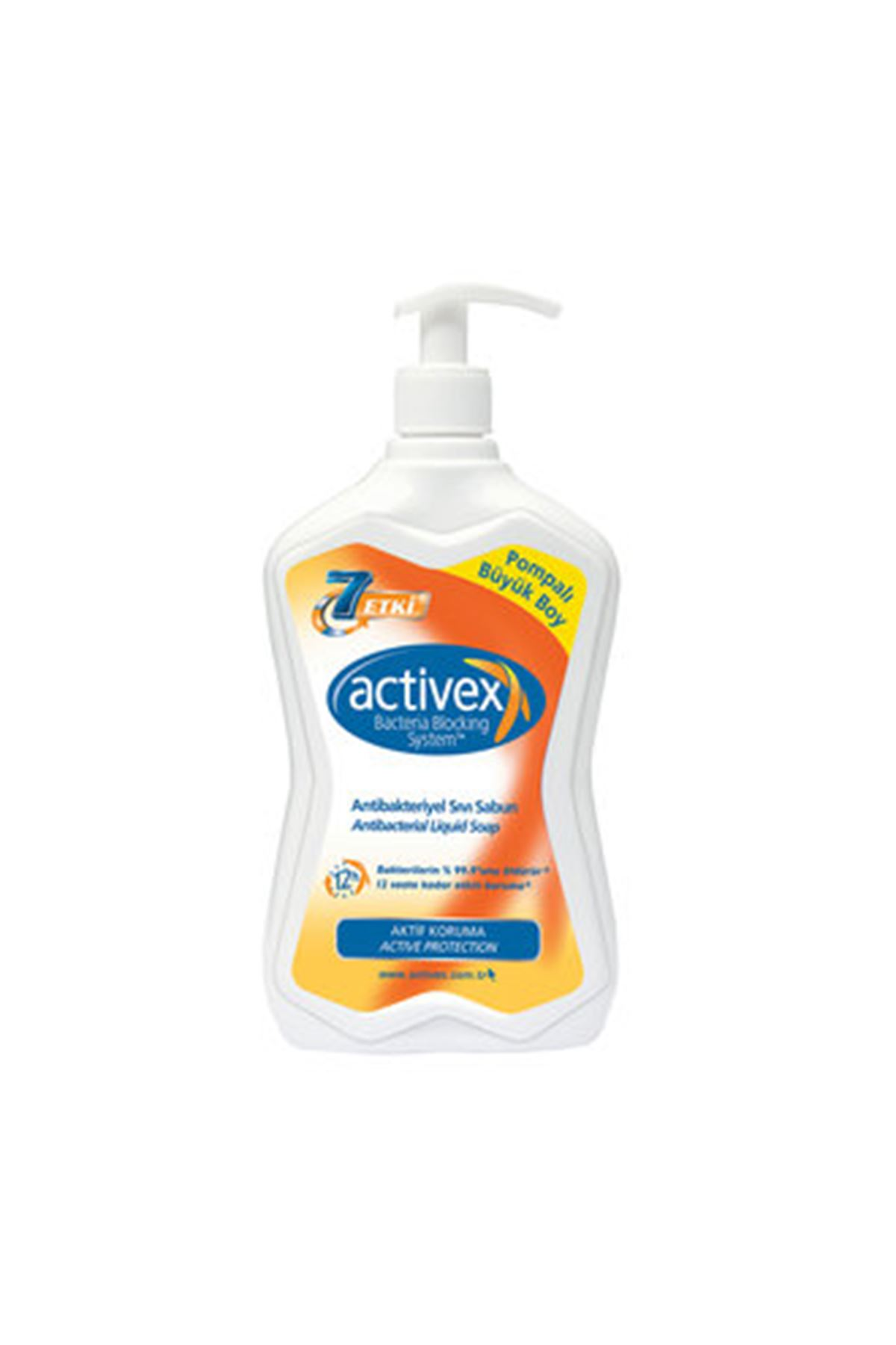 Activex Sıvı Sabun 700 ML Aktif