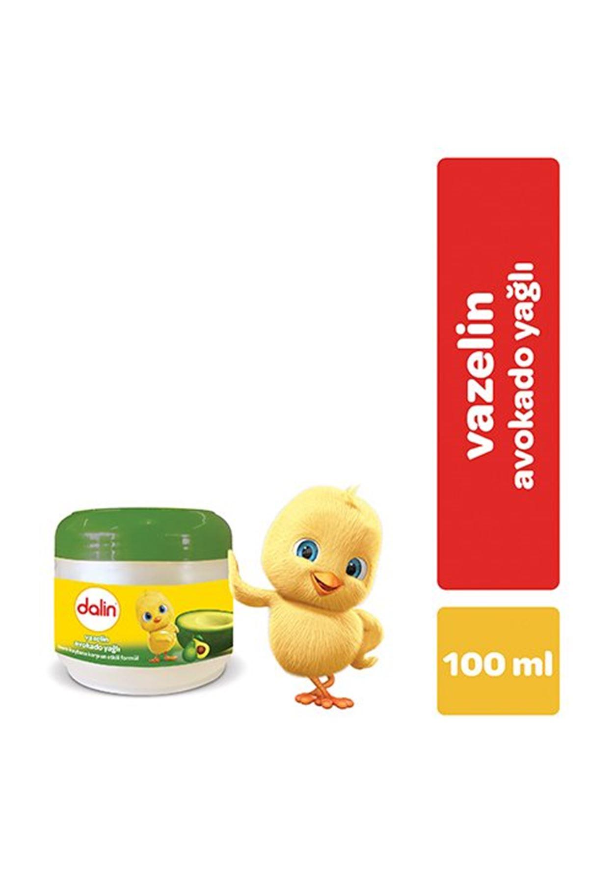 Dalin Avokado Yağlı Vazelin 100 ml