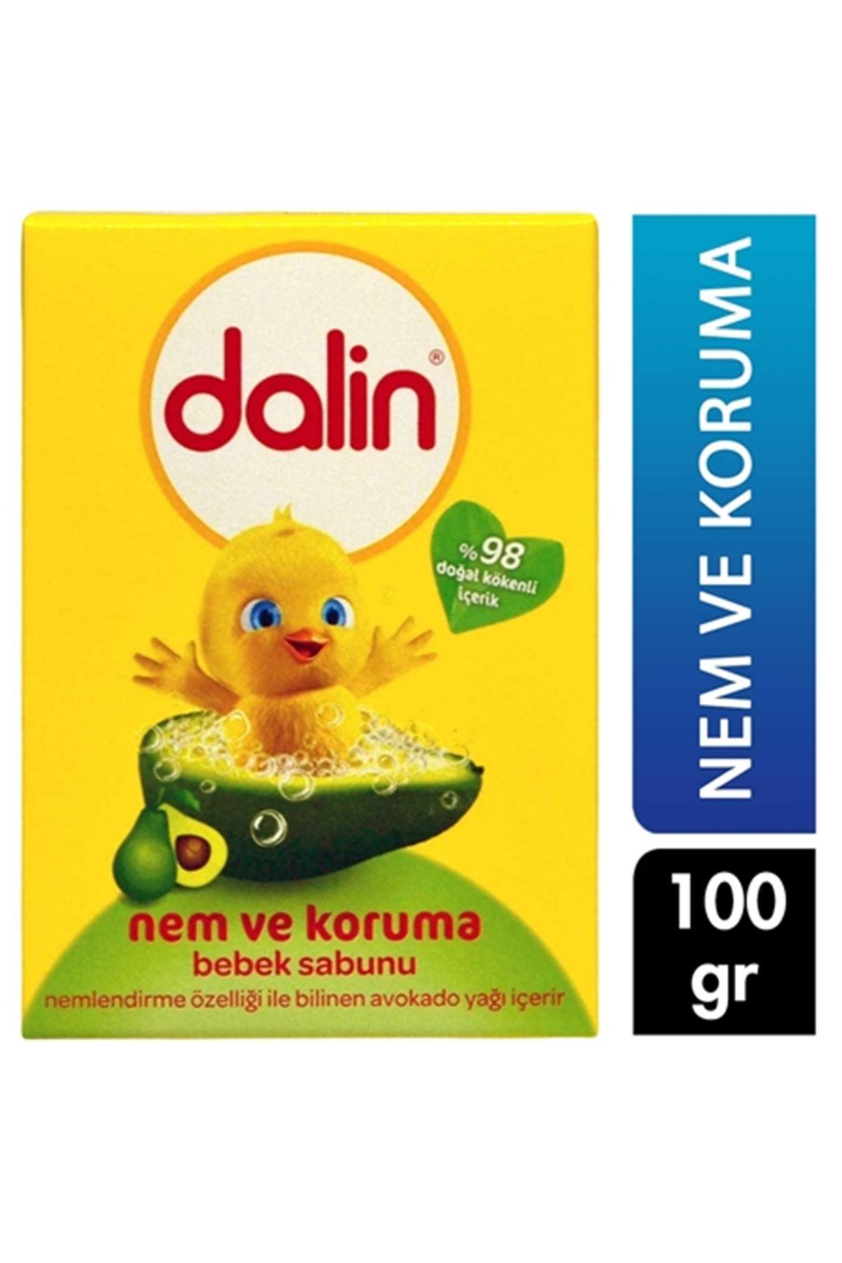 Dalin Nem Ve Koruma Avokadolu Bebek Sabunu 100 gr