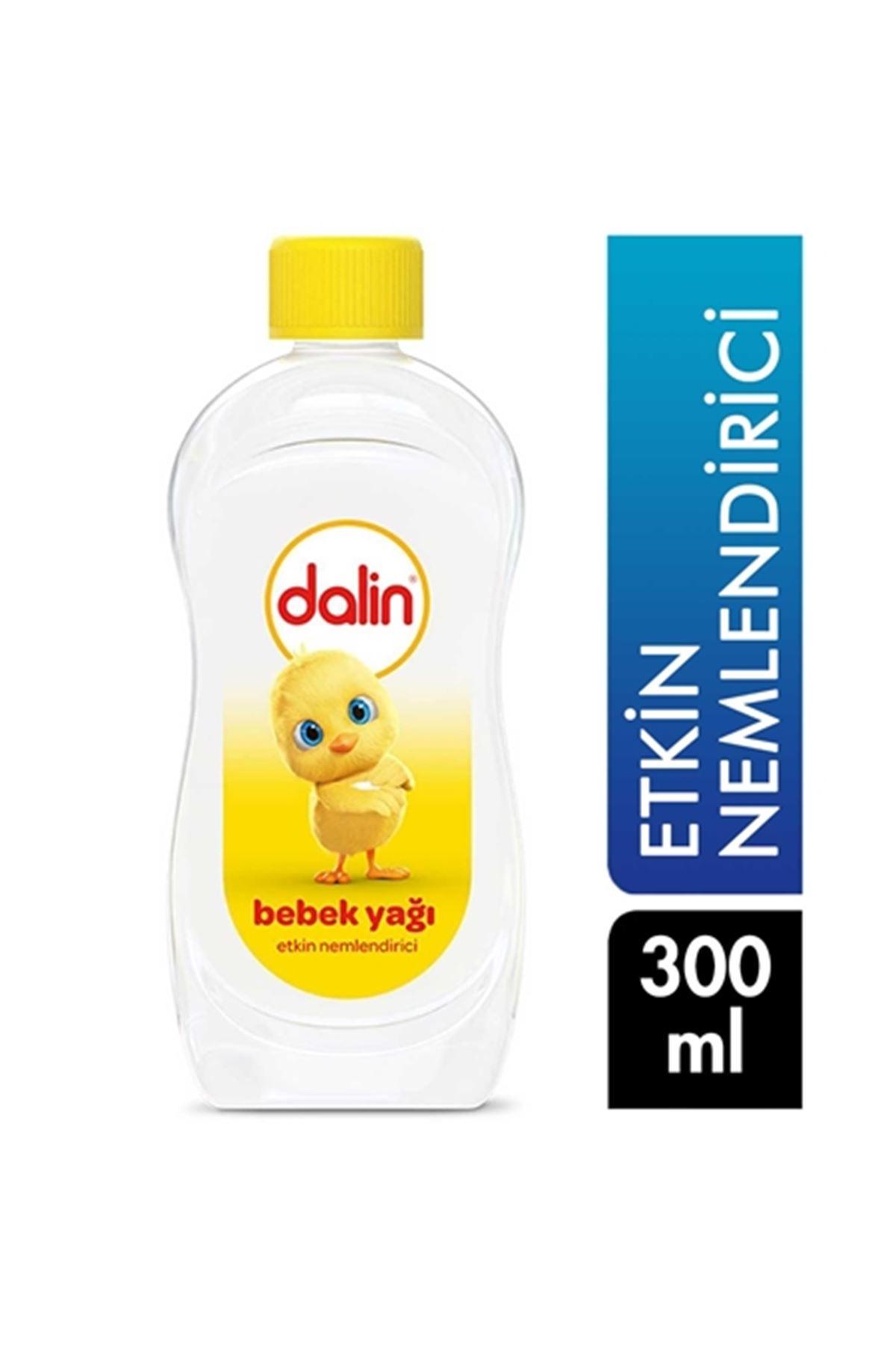 Dalin Bebek Yağı Normal 300 ml