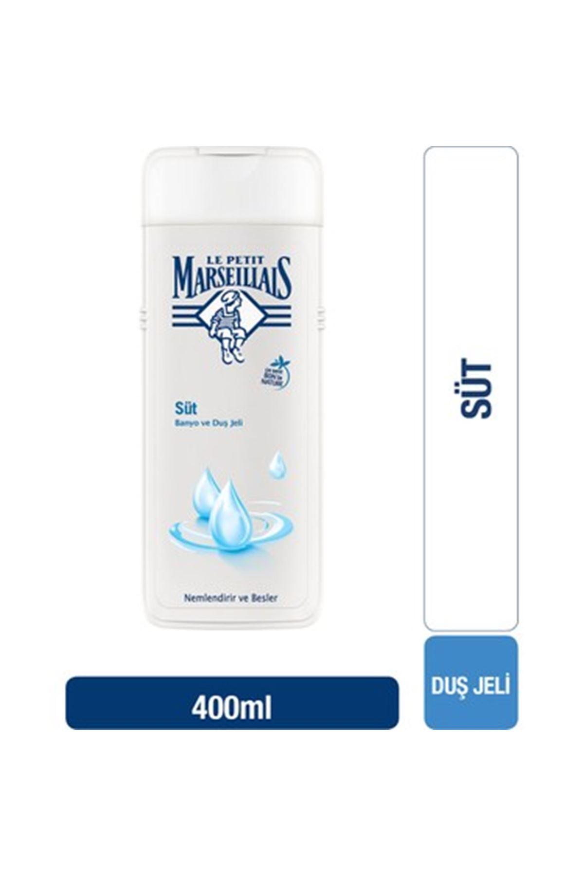 Le Petit Marseillais Süt Duş Jeli 400 ml