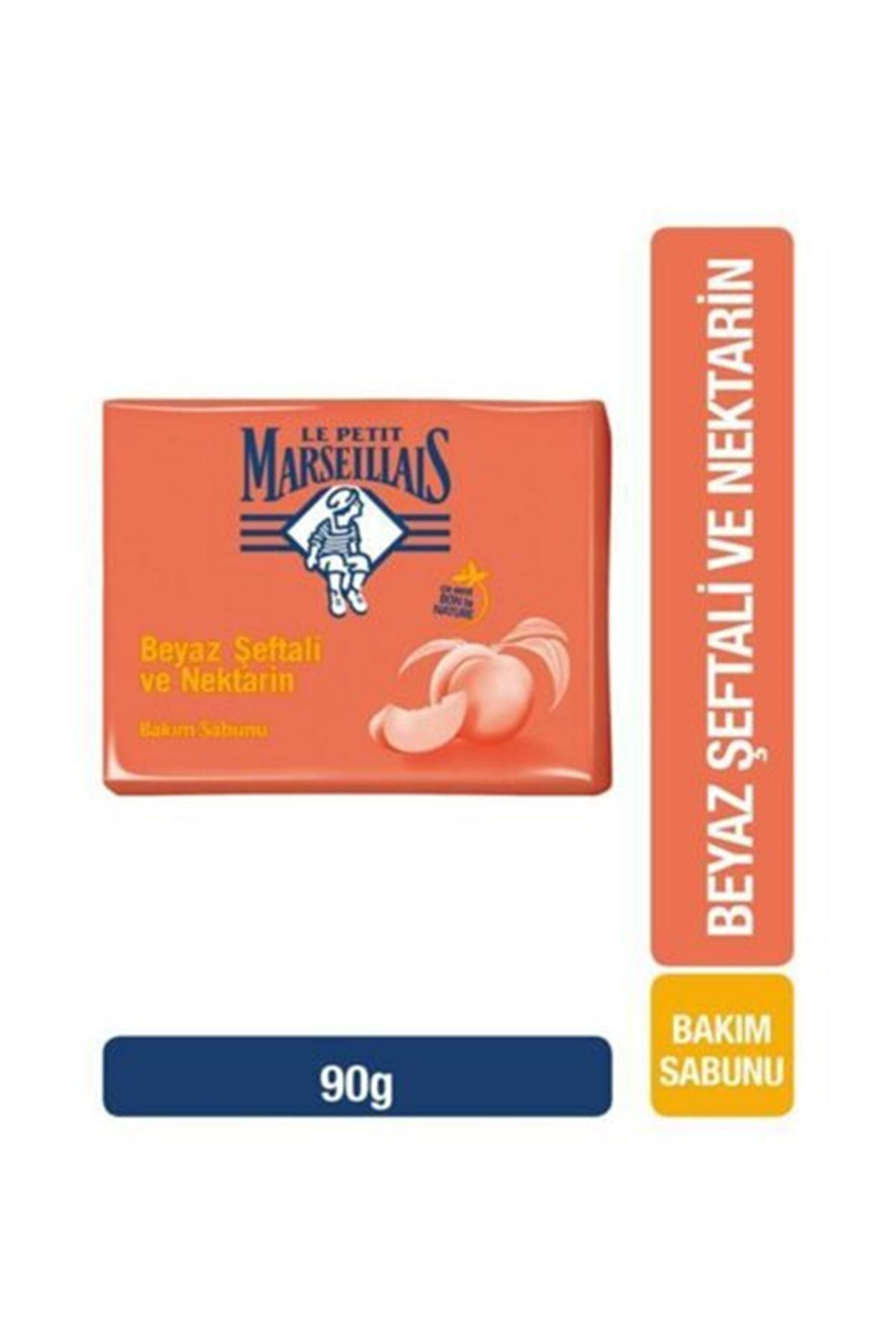 Le Petit Marseillais Beyaz Şeftali Ve Nektarin Bakım Sabunu 90 gr