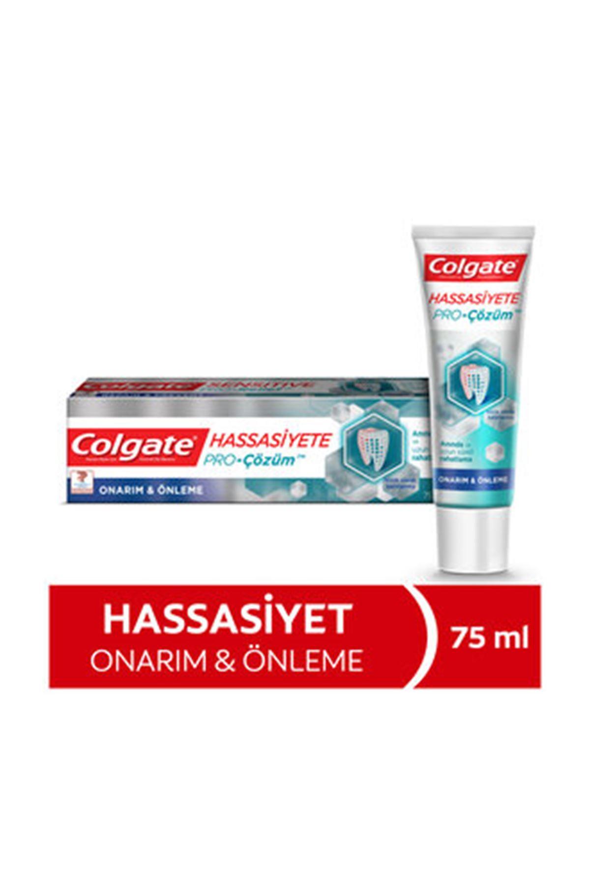 Colgate Hassasiyete Pro-Çözüm Onarım ve Önleme Diş Macunu 75 ml