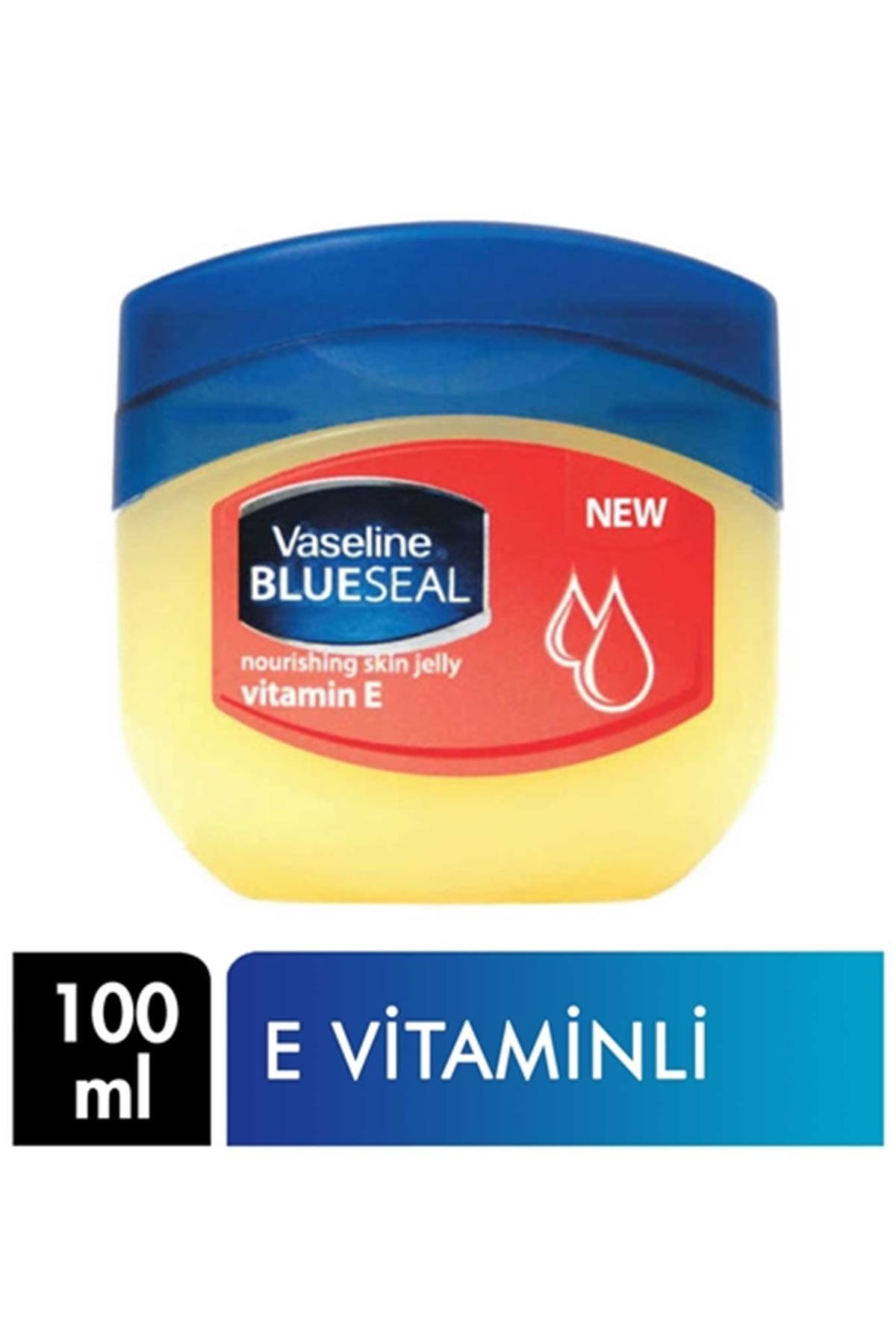 VASELINE®  Blue Seal E Vitaminli Jel 100 ml