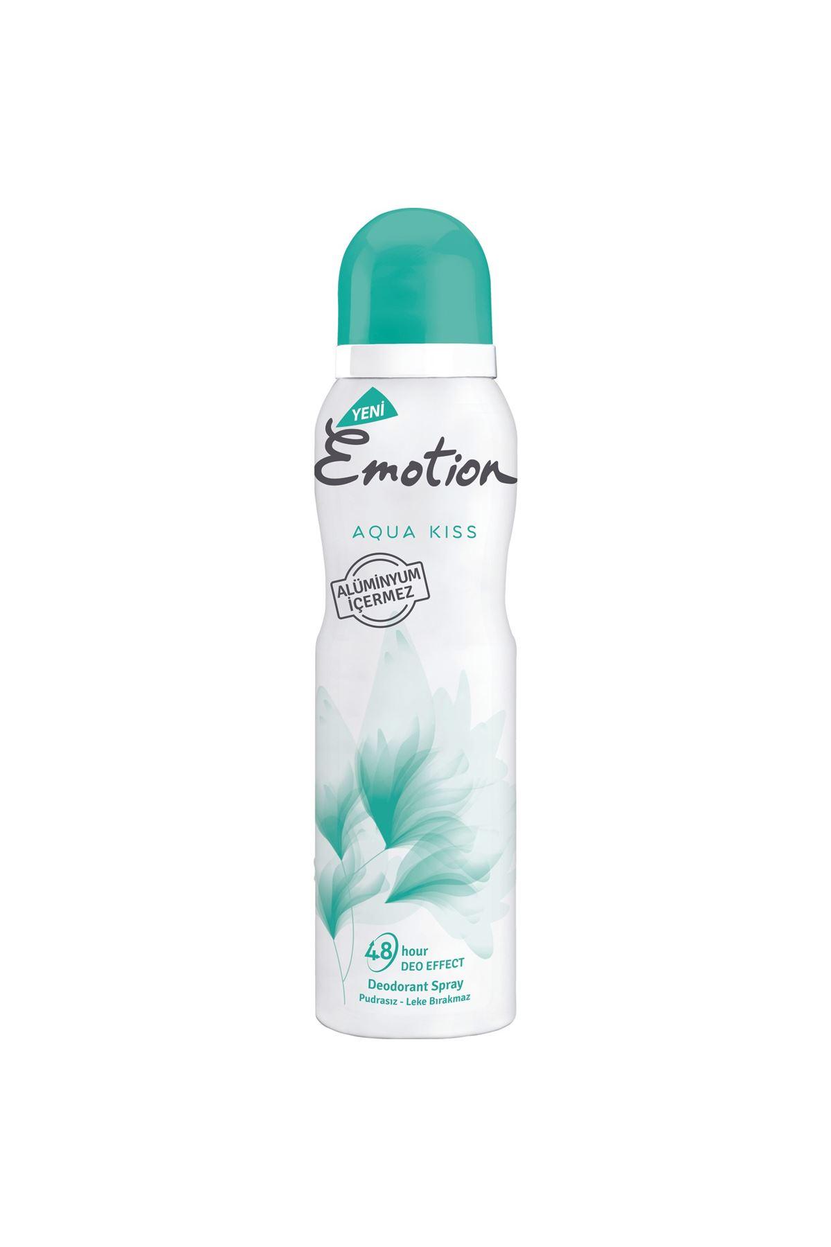Emotion Kadın Deodorant Aqua Kiss 150 ml
