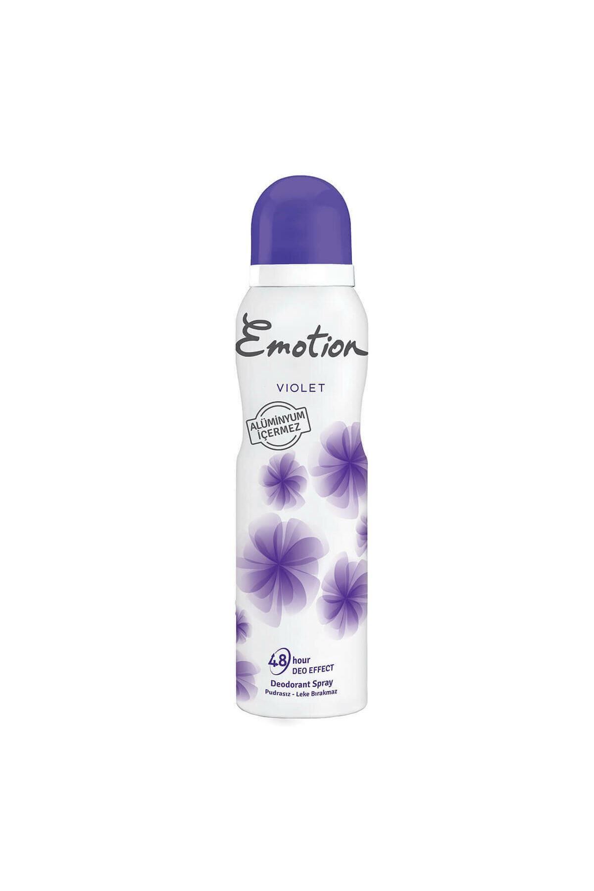 Emotion Violet Kadın Deodorant 150 ml