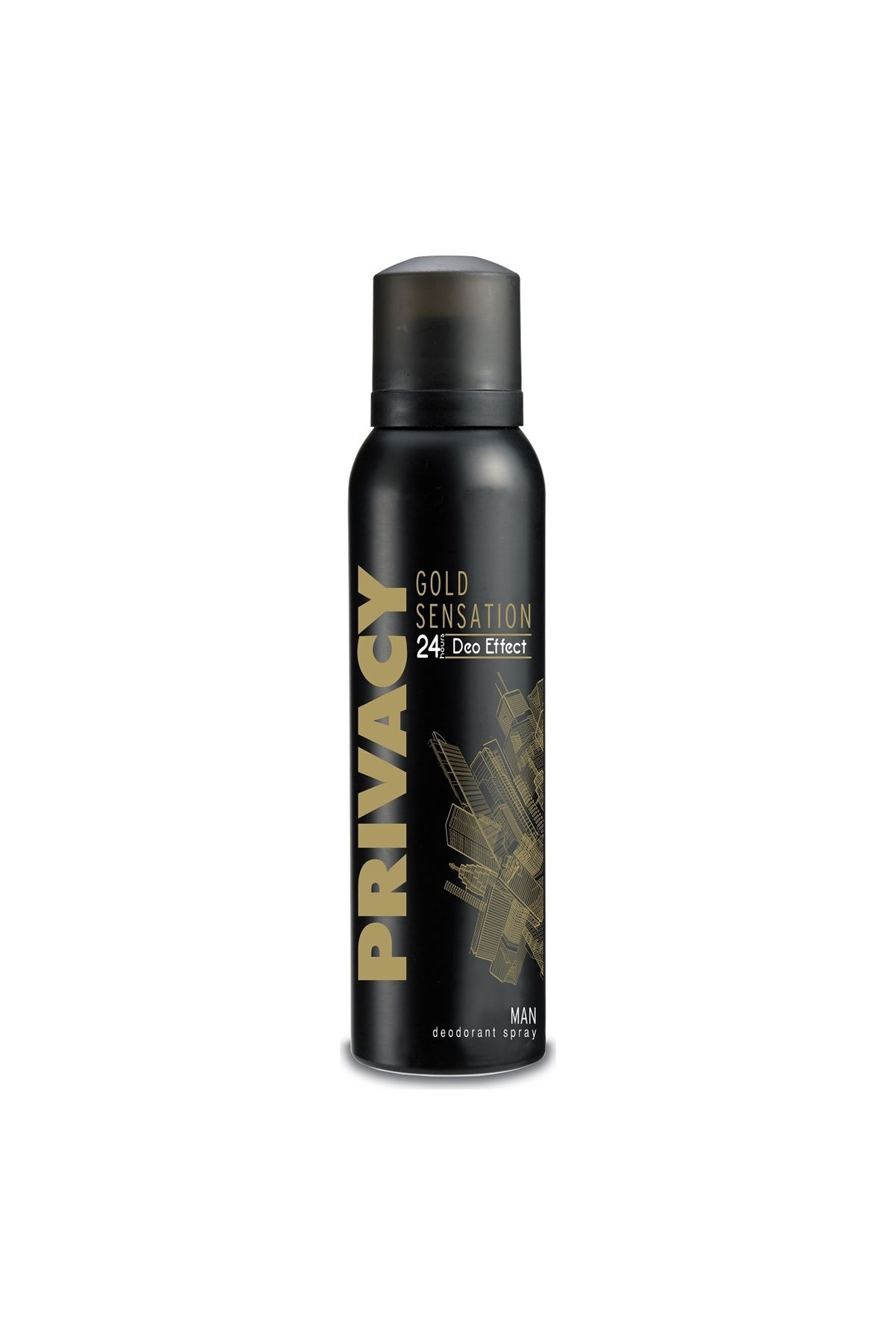 Privacy Gold Sensation Erkek Deodorant 150 ml