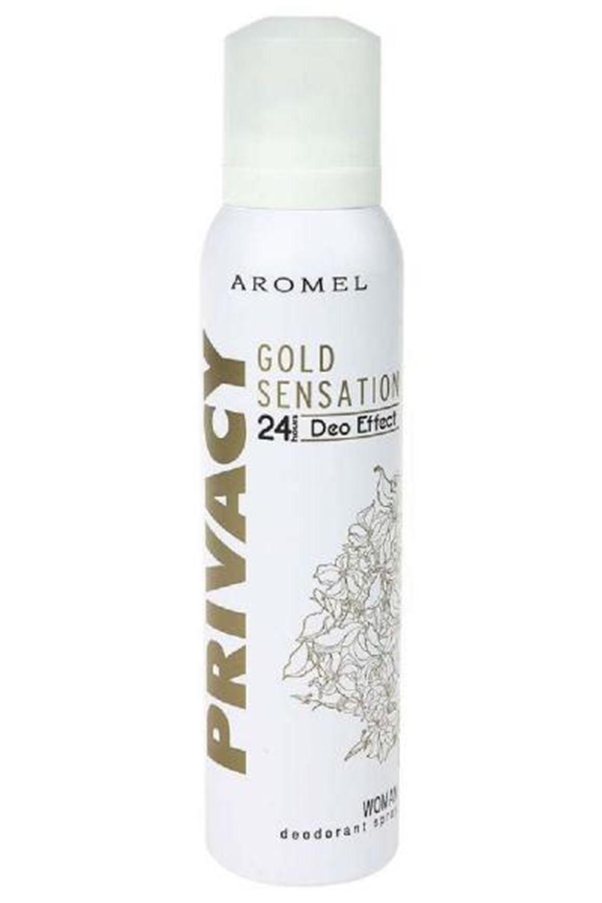Privacy Gold Sensation Kadın Deodorant 150 ml