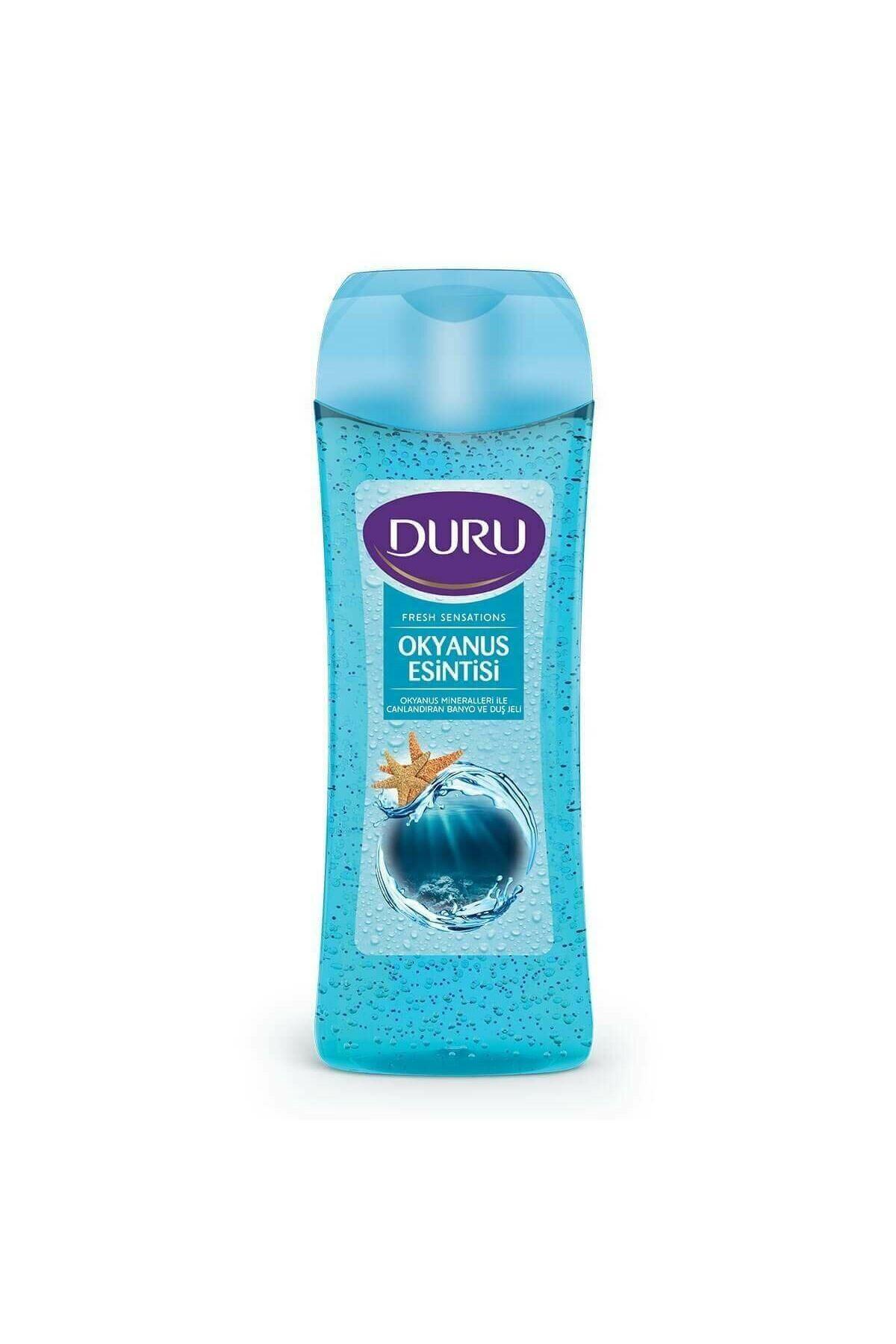 Duru Fresh Sensations Okyanus Esintisi Duş Jeli 450 ml