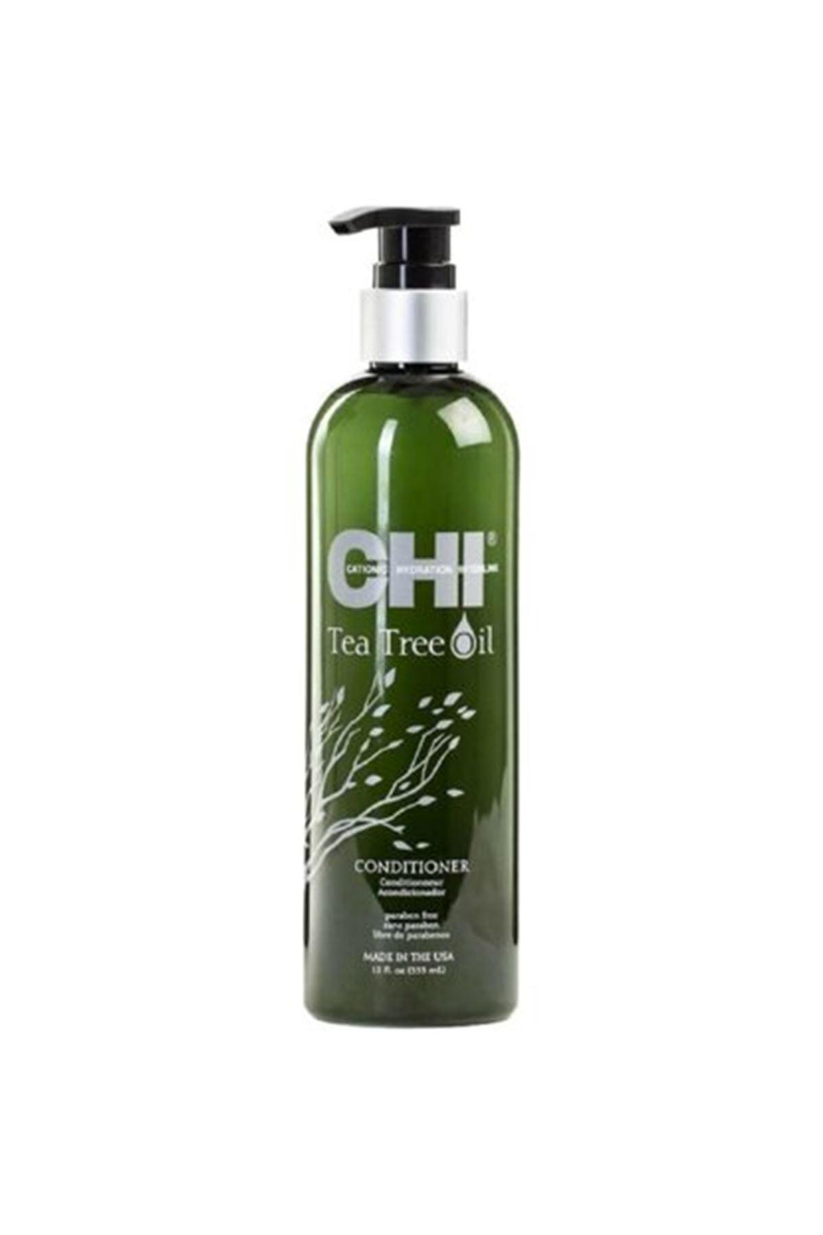 Chi Tea Tree Oil Conditioner 355ml - Çay Ağacı Saç Bakım Kremi