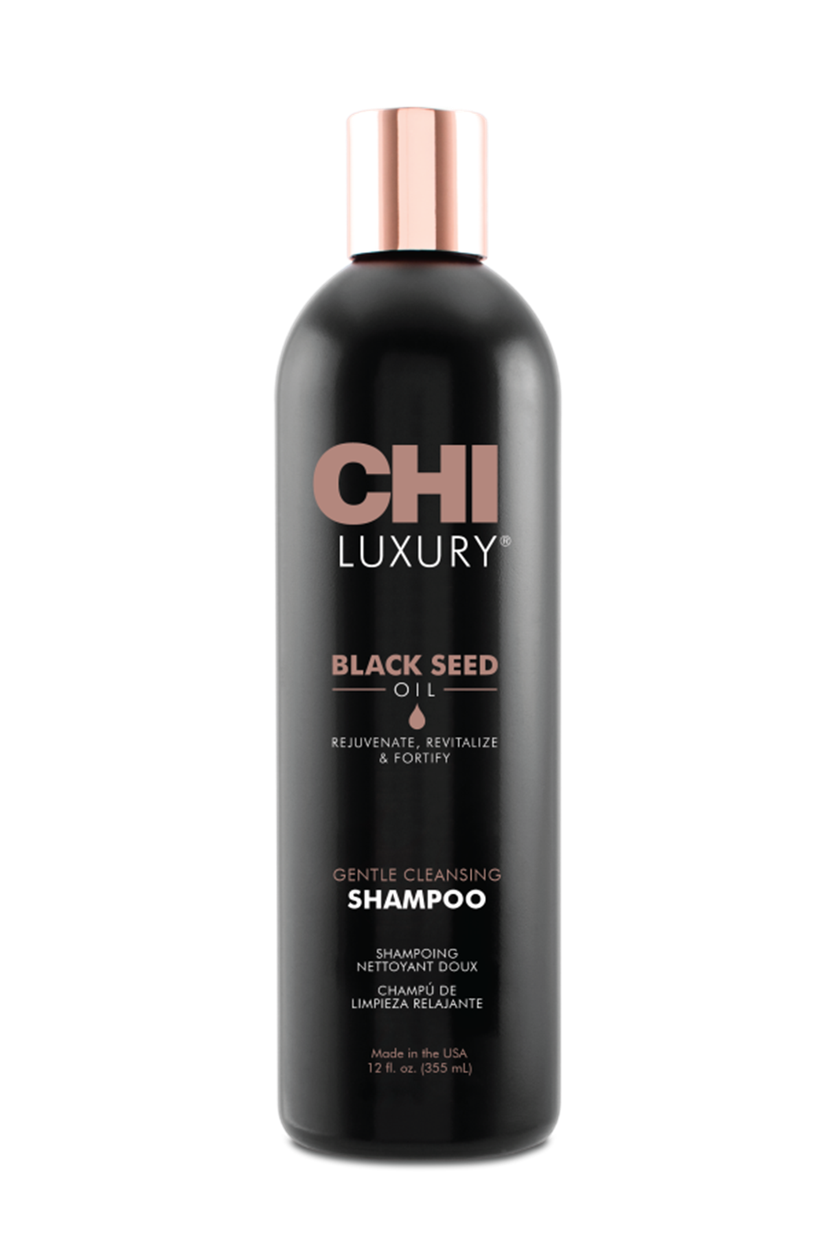 CHI Luxury Black Seed Oil Gentle Cleansing Şampuan 355ml