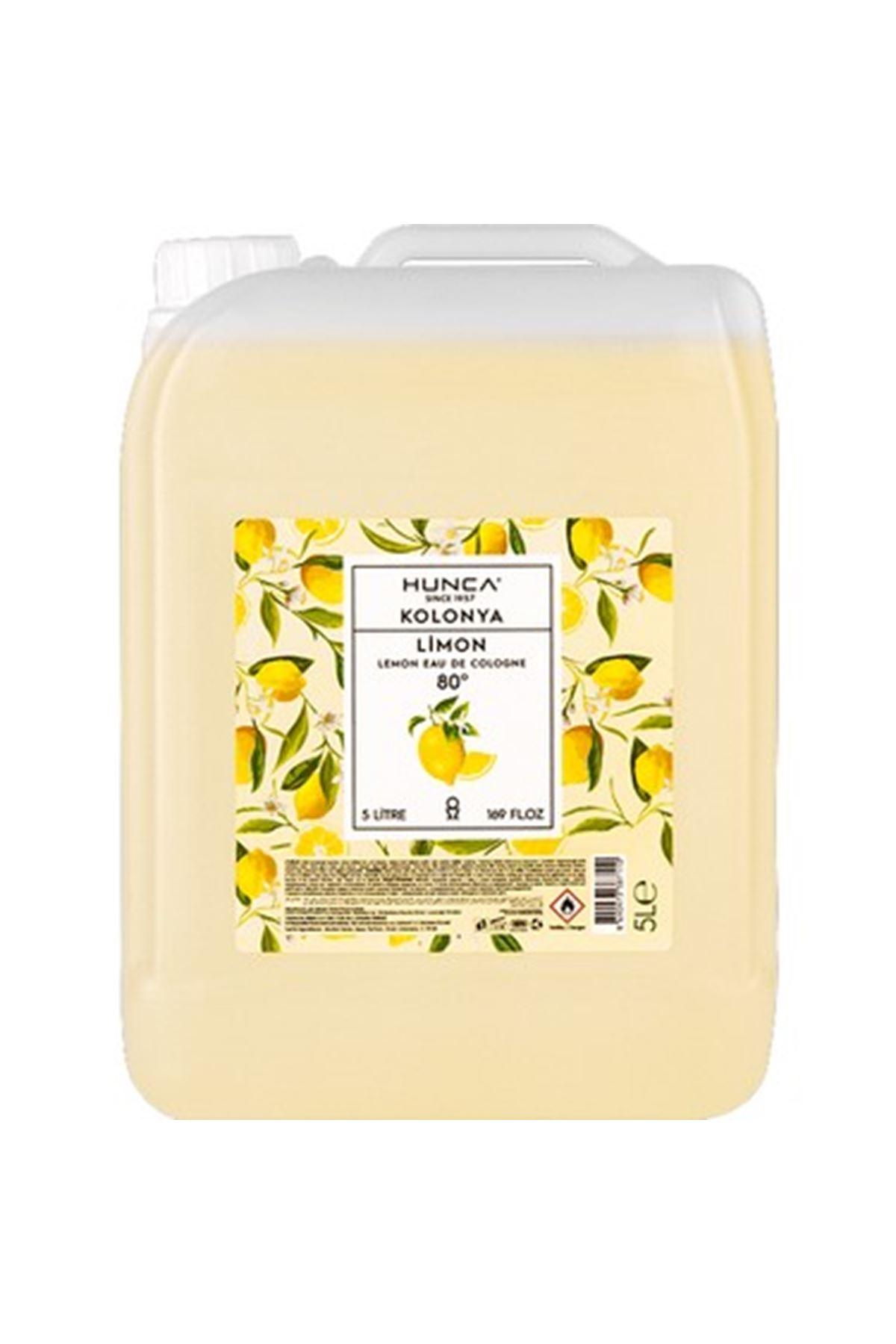 Hunca Limon Kolonyası 5 litre