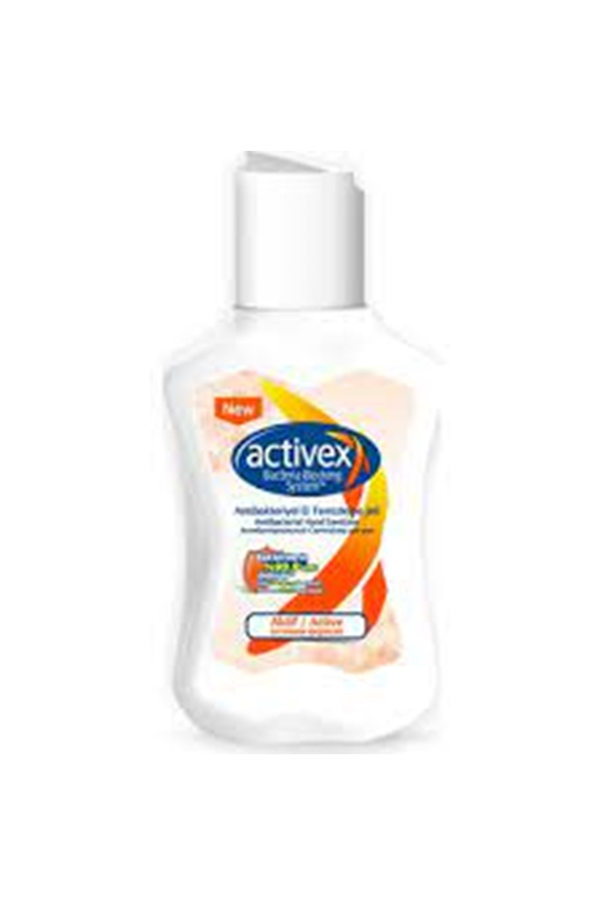 Activex Antibakteriyel El Temizleme Jeli Aktif 100ml