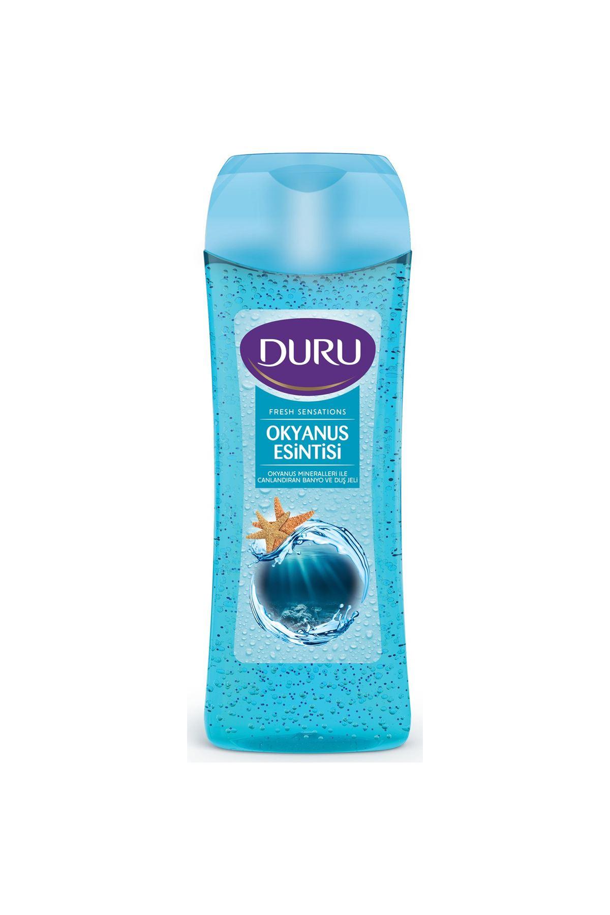 Duru Fresh Sensations Okyanus Esintisi Duş Jeli 250 ml