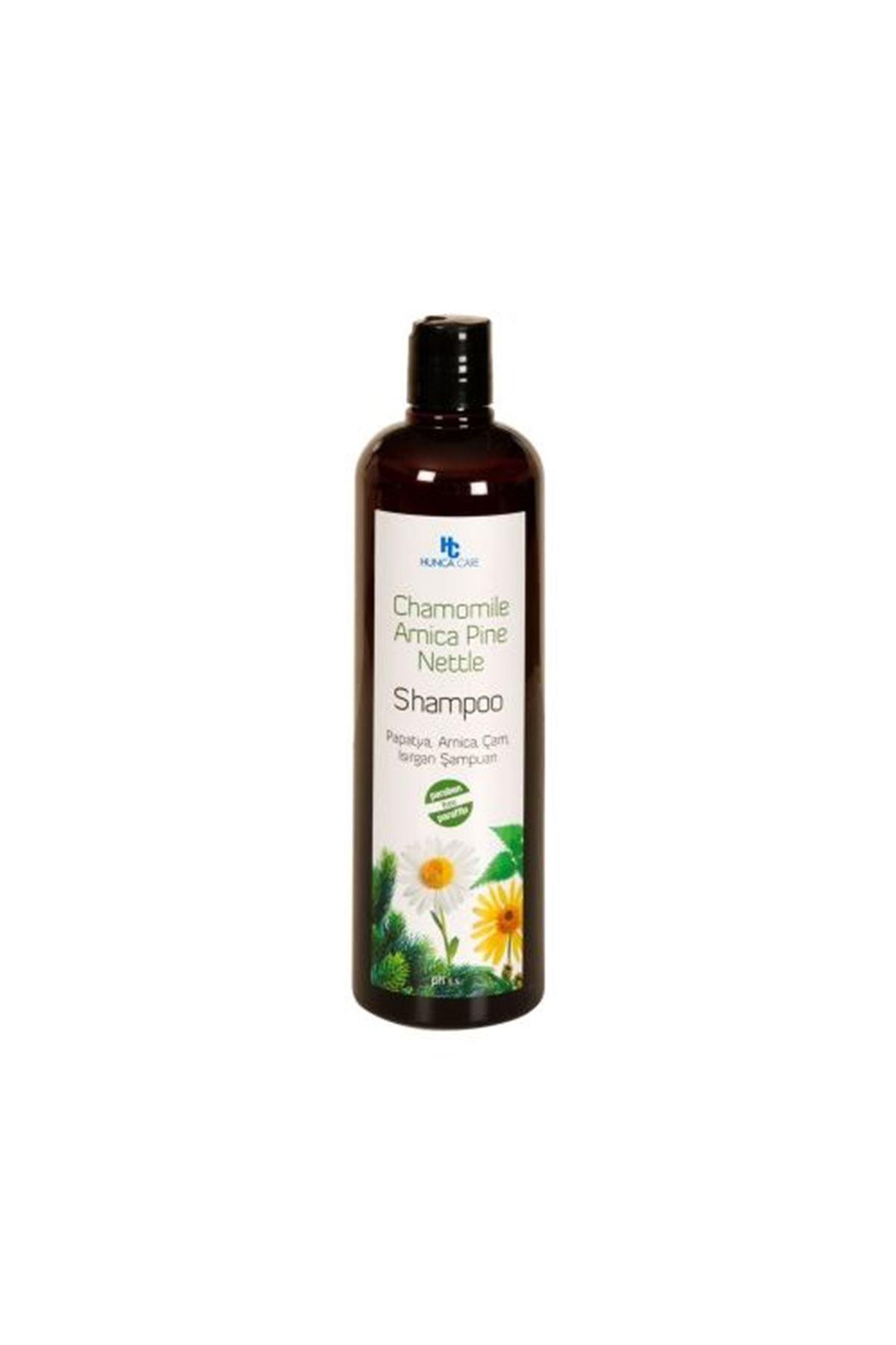 HUNCA CARE Bitkisel Kompleks Şampuan  700GR