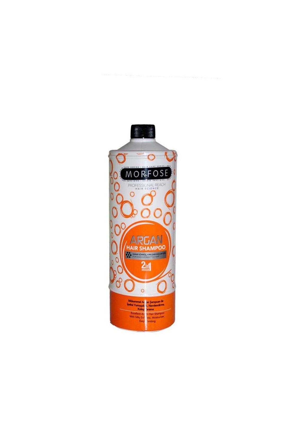 Morfose Argan Şampuan 1000ml. 2in1