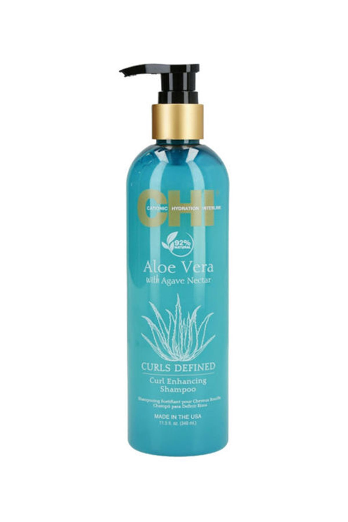 Chi Aloe Vera Curl Geliştirici Şampuan 340 ML