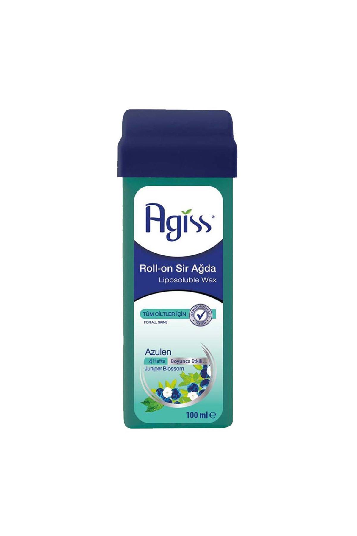Agiss Roll-On Sir Ağda Azulen 100 ML