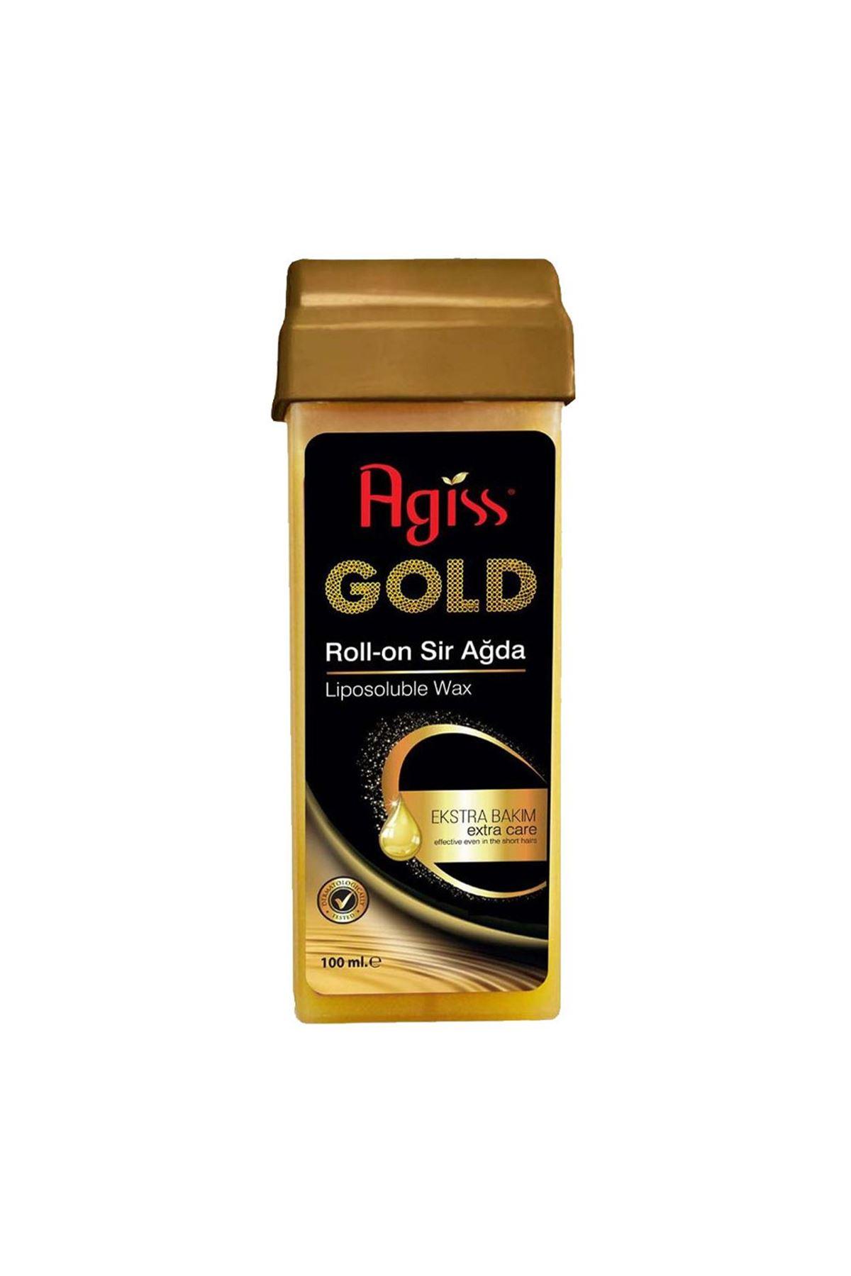 Agiss Roll-On Sir Ağda Gold 100 ML