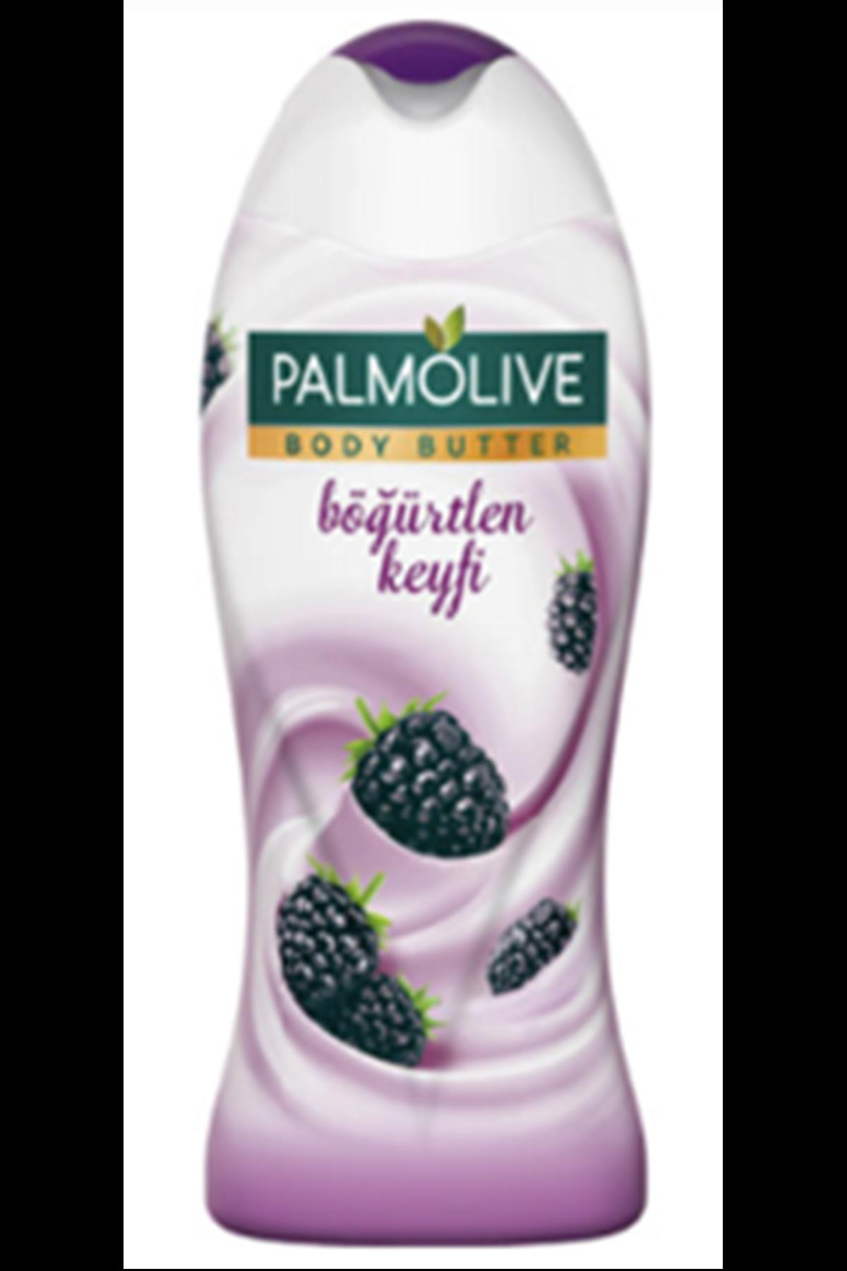 Palmolive Body Butter Böğürtlen Duş Jeli 500 ml