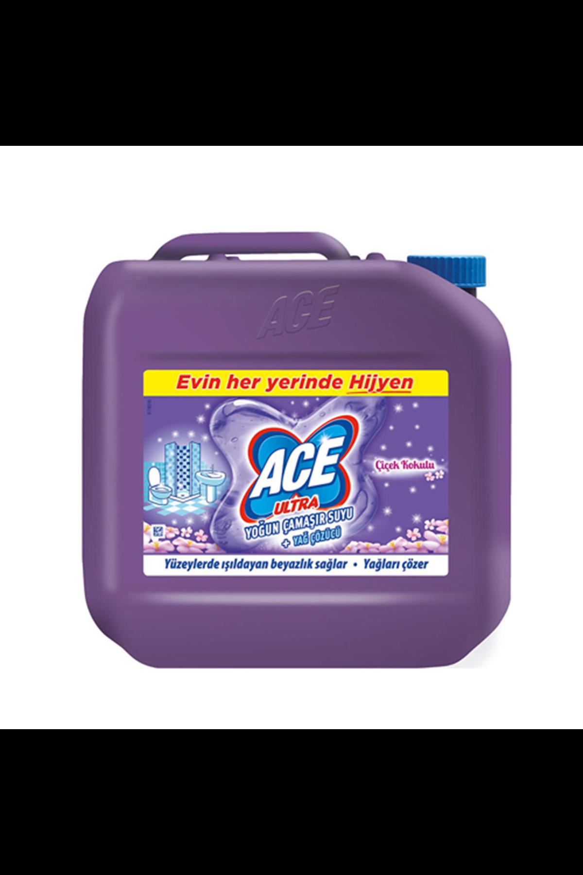 Ace Ultra Çamaşır Suyu Okaliptus 3 KG