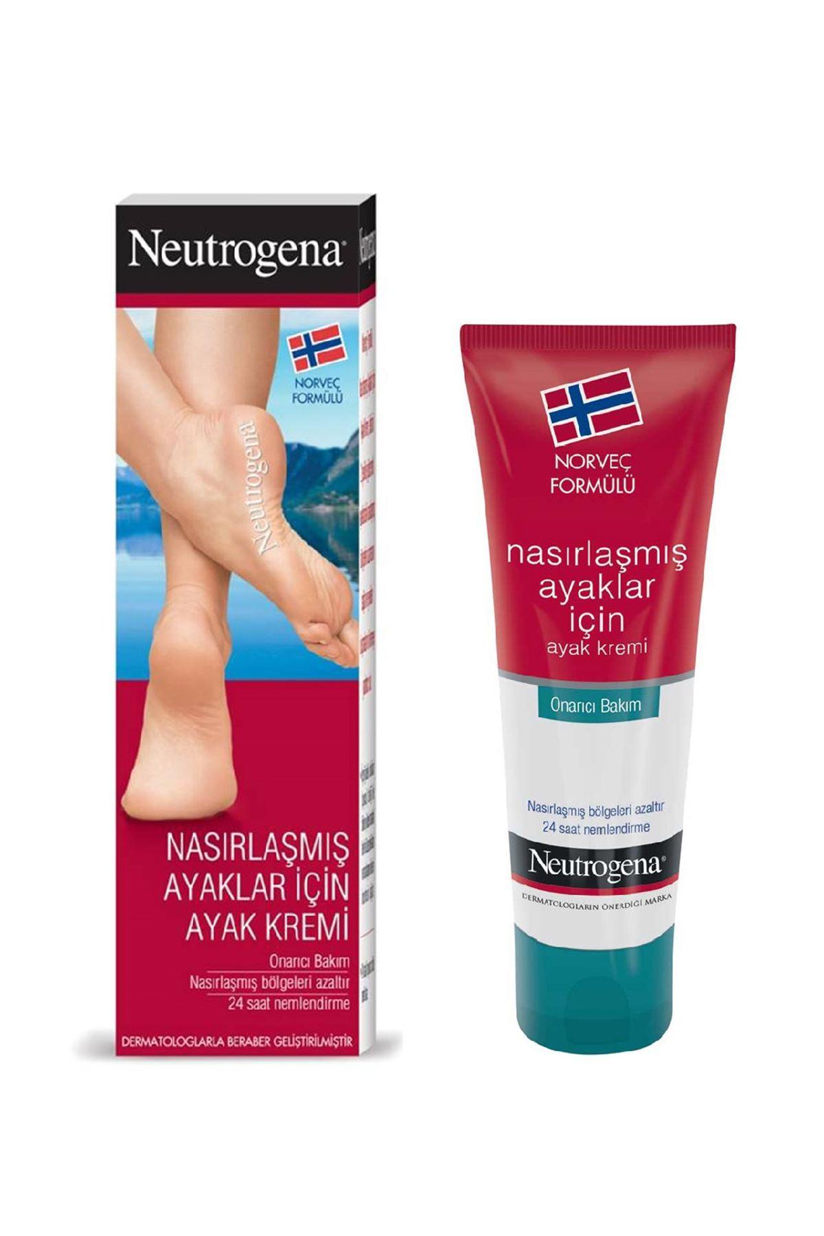 Neutrogena Nasırlaşmış Ayaklar için Ayak Kremi 50 Ml